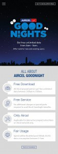 aircel-goodnights