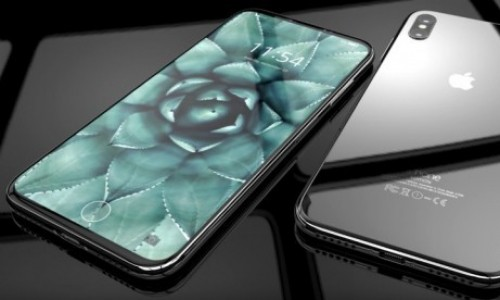 Apple iPhone 8's, Facial Recognition Feature,