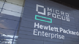 The Merger of Micro Focus & HPE